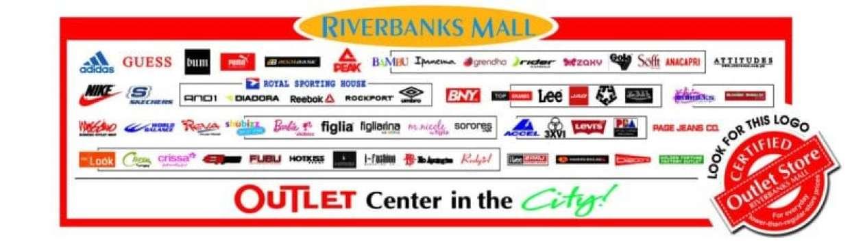 Marikina Riverbanks Outlet Stores