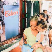 Eden Kicks Off #GiveGoodness on World Pan de Sal Day