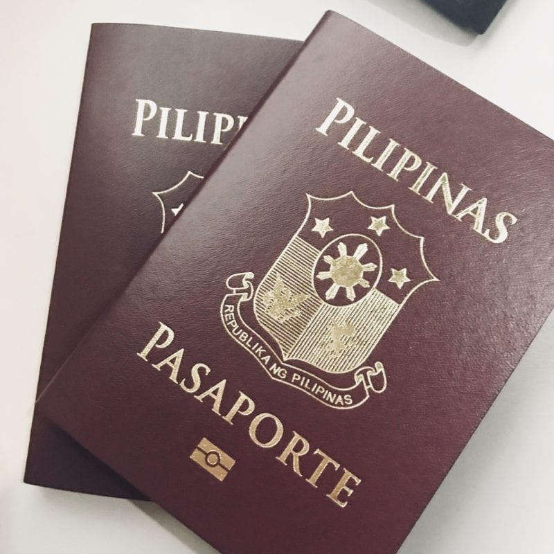 Walk In Passport Application DFA
