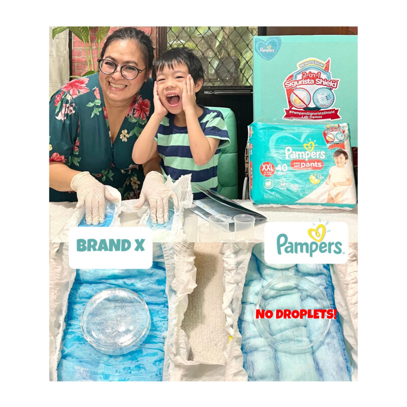 Best Diaper Brand For Me is Pampers