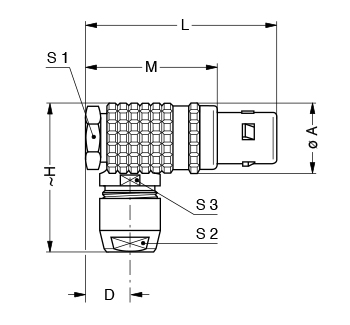5 Pin Round Connector 5 Pin M12 Connector Wiring Diagram