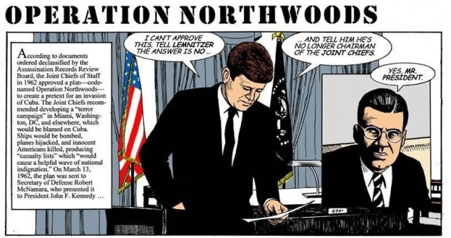 Operation Northwoods Image One