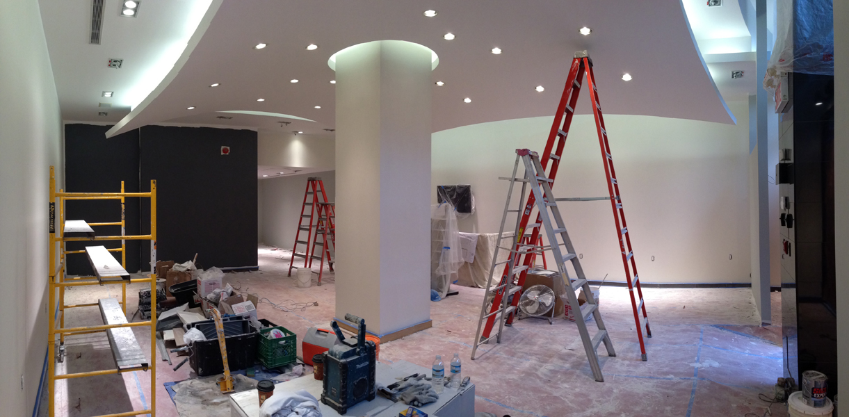 Home And Commercial Service Painting In Laval Rive Nord