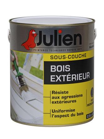 Sous Couche Bois Extrieur Peintures Julien