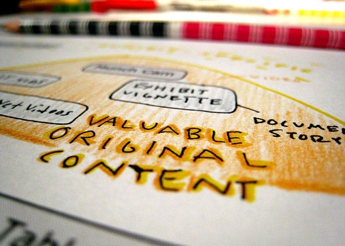 Las claves del marketing de contenidos: diferénciate, se original, sorprende y aporta valor