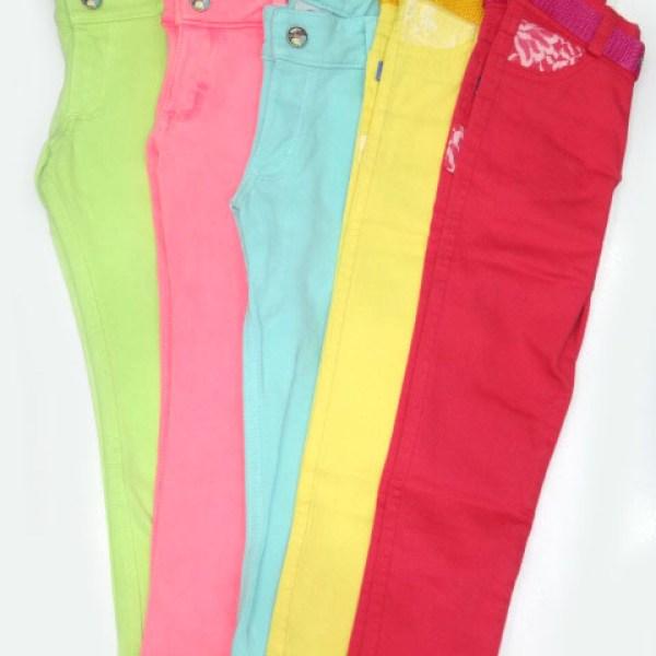 pantalones para niño
