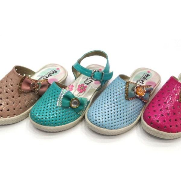Zapatos Zuecos para Niña