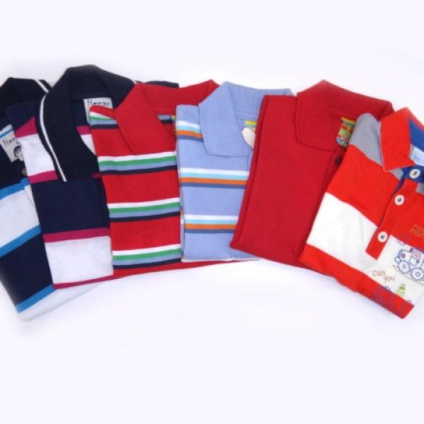 Camisetas Polo Niño