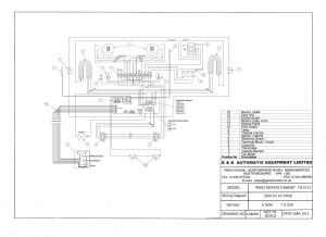 Wiring Diagrams | Peko Drying Cabis