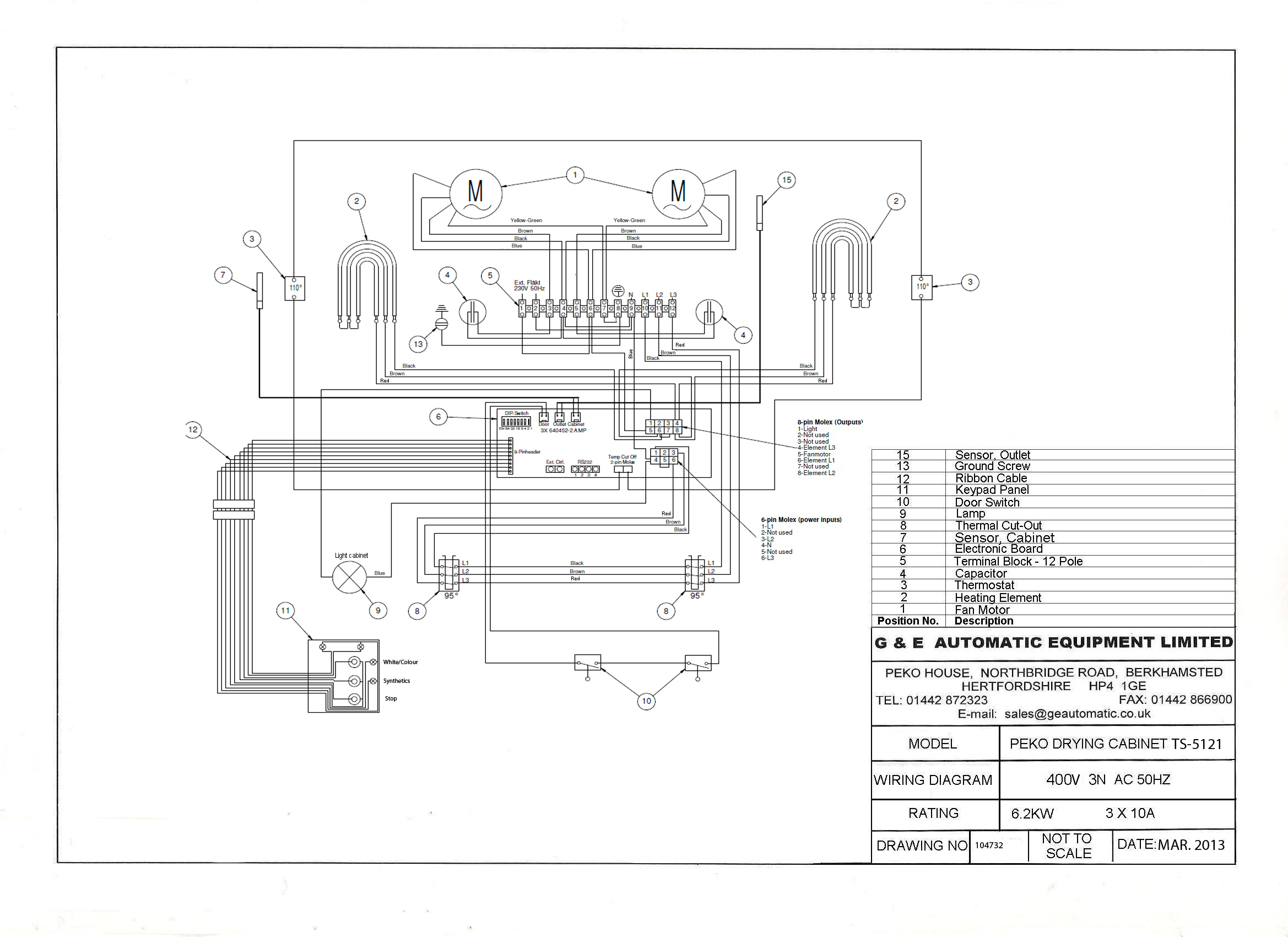 Zero Cross Phase Control Schematic