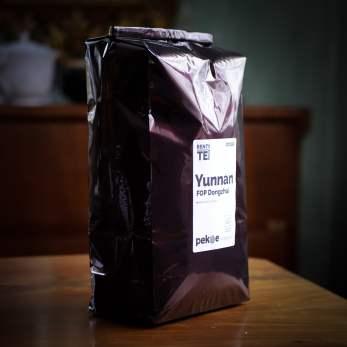 ekologiskt te från Yunnan i storpack