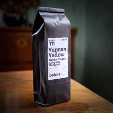Yunnan yellow 100 gram gult te i lösvikt
