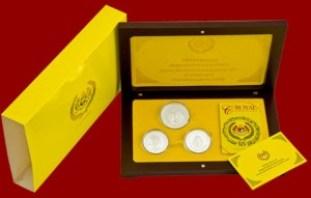 Dinar Perak DYMM Agong Public Gold