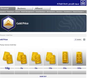 Al-Rajhi Gold-i
