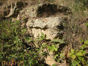 Остаток од тврдината на Кале - Локвени