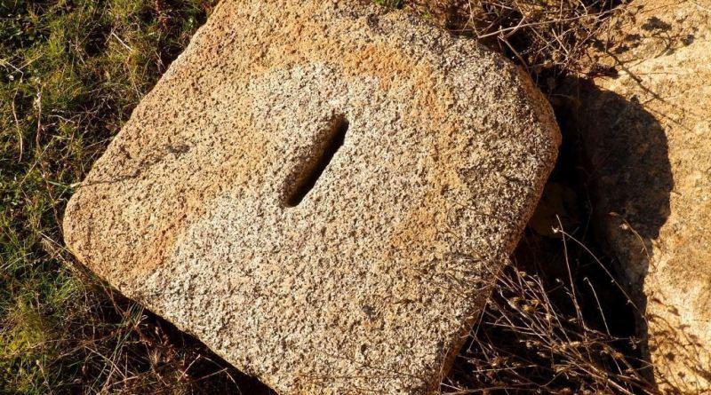 Објект од камен од селото - опачина