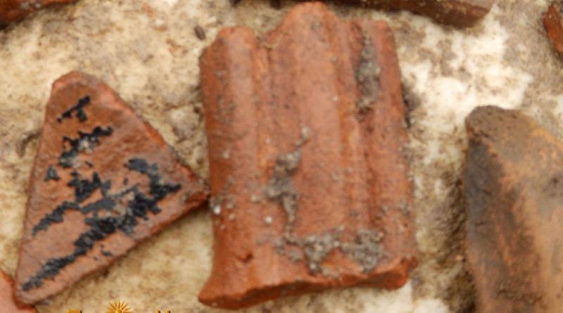 Рачка од керамички сад 2 - ребраста