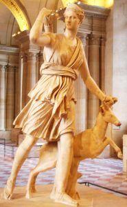 Артемида (Дијана) - Versailles_Leochares