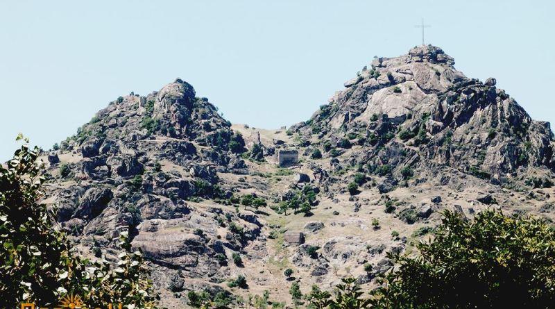 Маркови Кули од страната на Прилеп