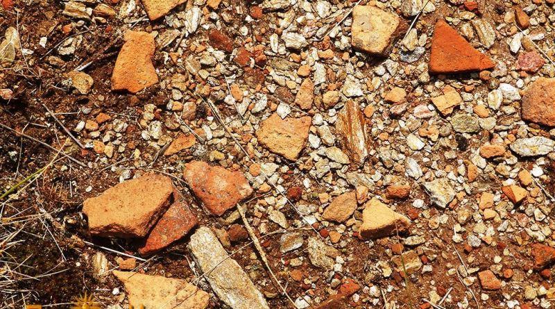 Градежна керамика и други фрагменти