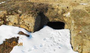 Гробница бр. 1 - во снег