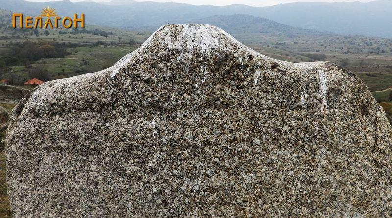 """Главата на """"Простиот Камен"""""""