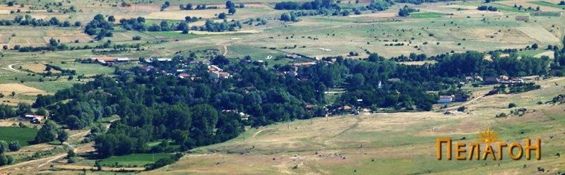 Селото Подмол денес