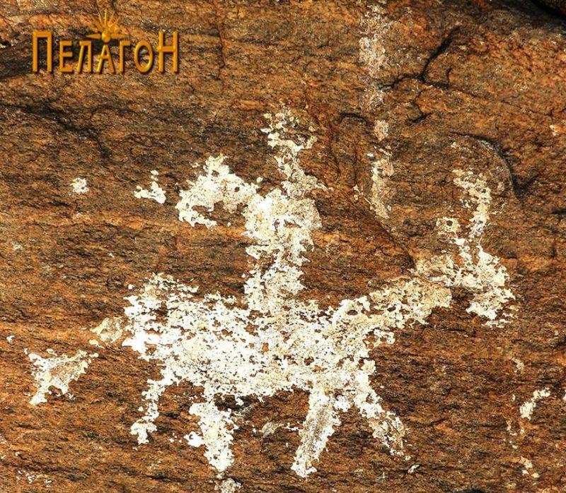 Вториот коњаник од композицијата