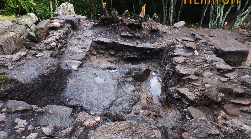 По археолошкото ископување 2014 година 2