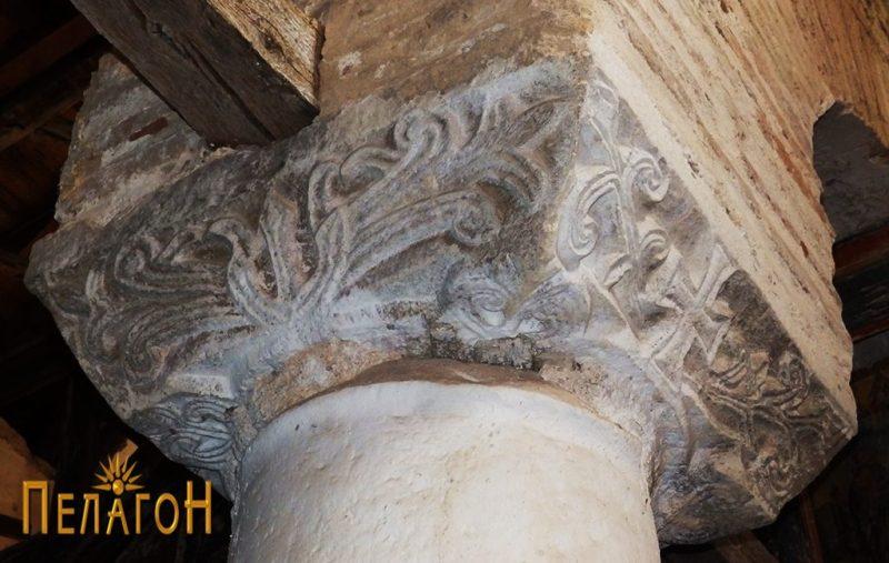 Ранохристијански капител 13