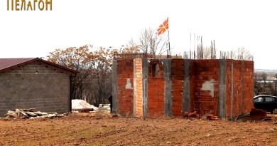 """Новата црква """"Св. Никола"""" во Канатларци, во изградба 3"""