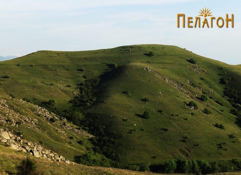 """""""Ерековско Кале"""" од север 2"""