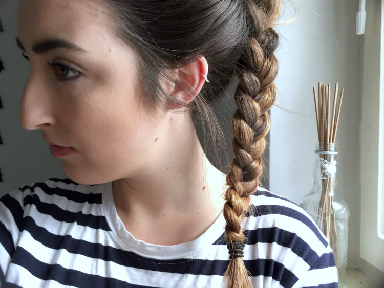 fashion junkie, blogger, inspiration, beauty, high braid