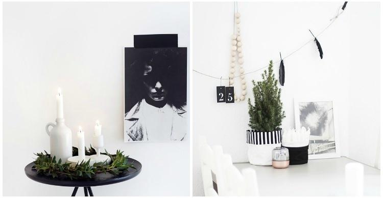 blogger, pelamarela, home decor, christmas, rustic, minimalism, simplicity, white, natural, holidays