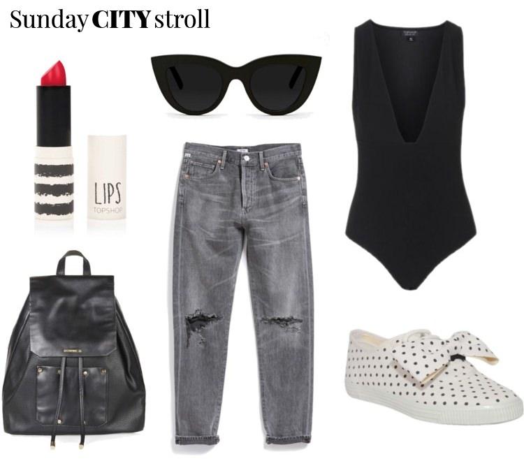 outfit ideas, polyvore, pelamarela, blogger, fashion, style, summer, city break, tourist outfit