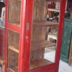 Teak Sofa Table Fernando Corner Bed Reviews Balinese Antique Armoires Chests Wood 100 Years