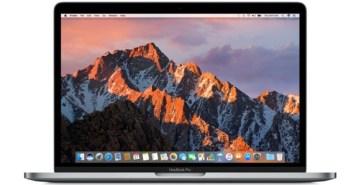 Macbook Pro 13-inch Retina Display With 3 External Monitors