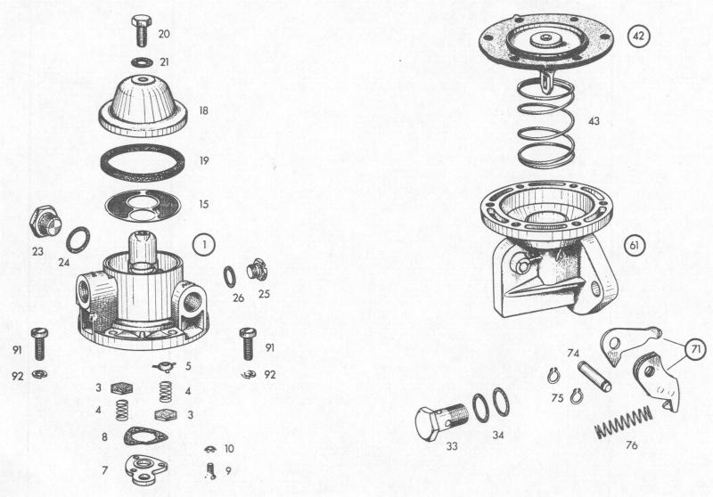Pelican Parts: Porsche 356B Fuel Pump