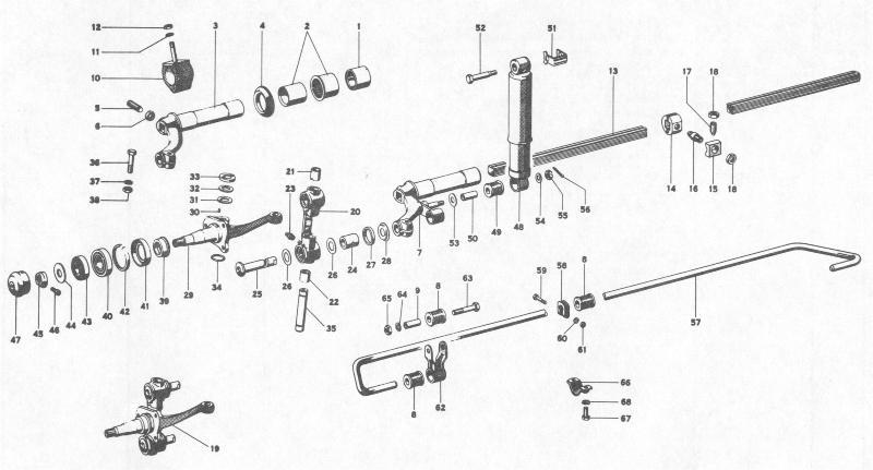 Pelican Parts: Porsche 356B Front Axle