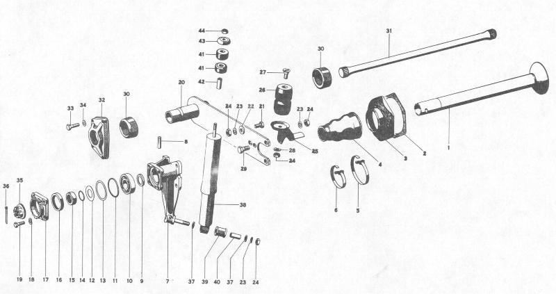 Pelican Parts: Porsche 356B Rear Axle