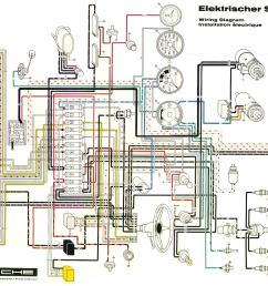 pelican parts porsche 356 electrical diagram356a wiring diagram 1 [ 1625 x 1221 Pixel ]