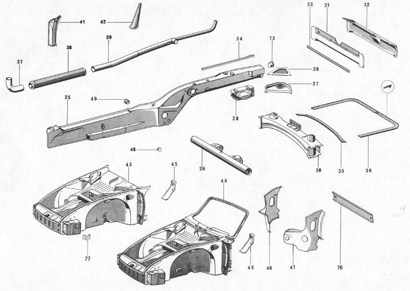 Body Panels: Body Panels Porsche 911