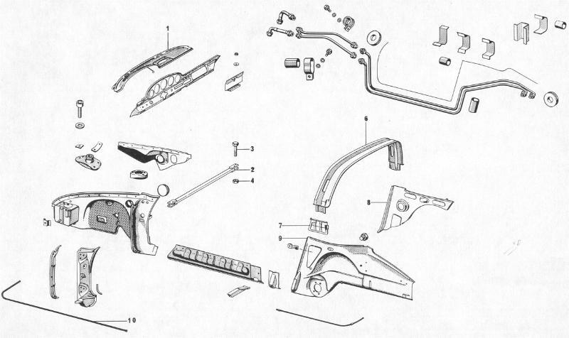 Body Panels: Porsche 911 Body Panels
