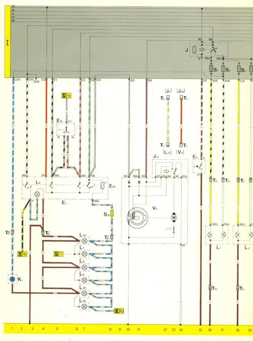small resolution of 1979 porsche 924 wiring alternator wiring diagram mega 1980 porsche 924 turbo alternator wiring