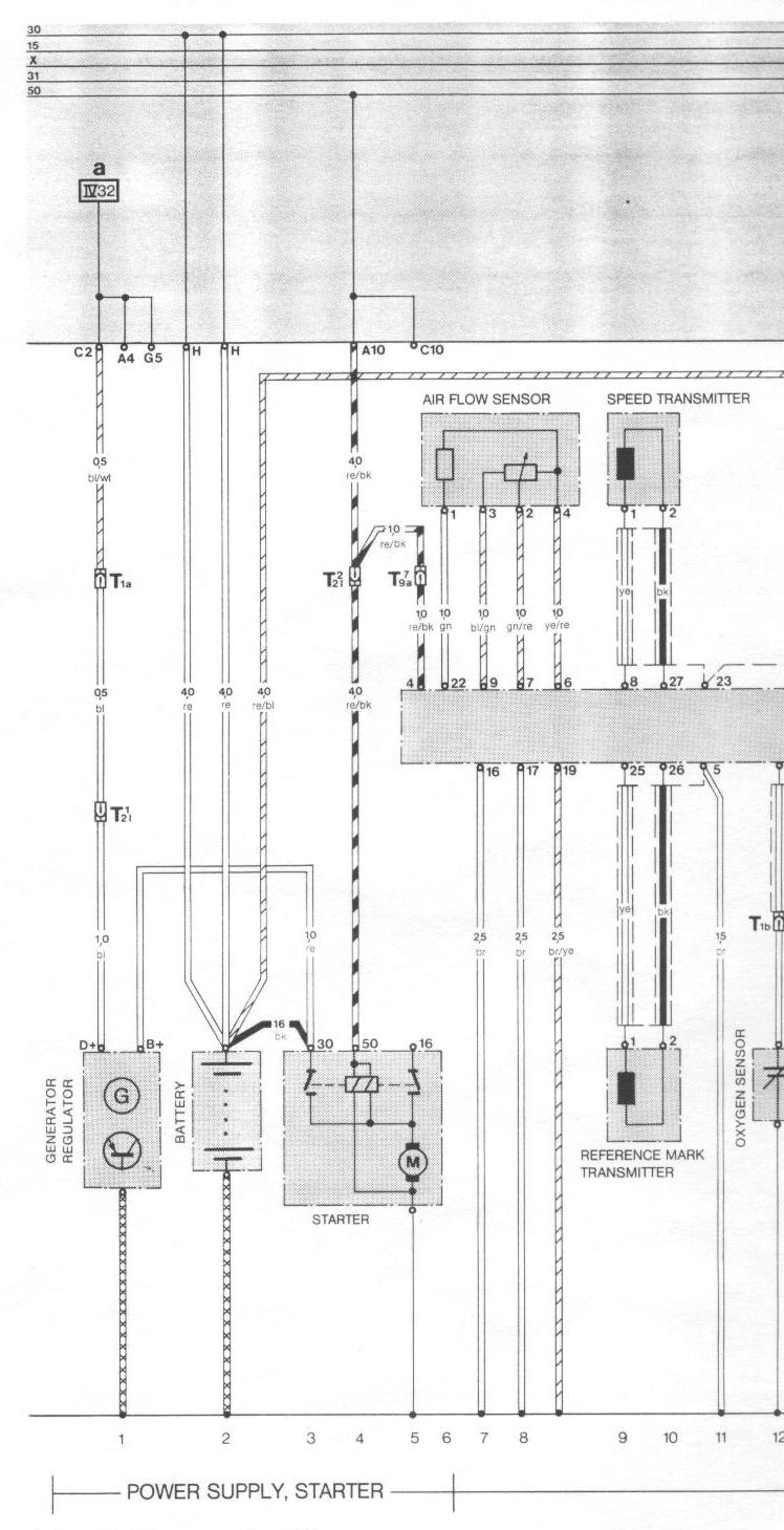 hight resolution of pelican parts porsche 924 944 electrical diagrams porsche 930 engine diagram 83 porsche 944 wiring diagram