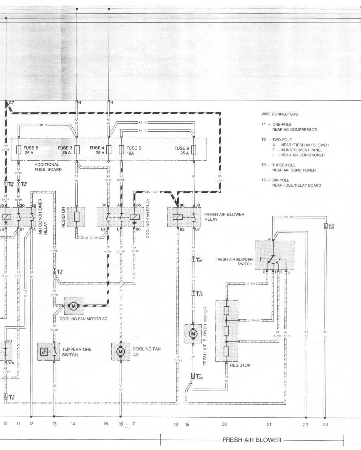 1978 porsche 924 wiring diagram square d water pump pressure switch pelican parts 944 electrical diagrams