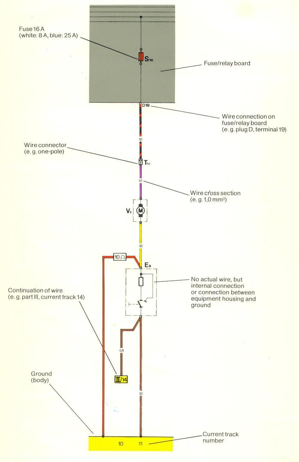 medium resolution of pelican parts porsche 924 944 electrical diagrams