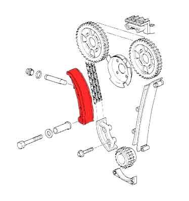 Bmw E36 Parts Timing Marks Diagram, Bmw, Free Engine Image