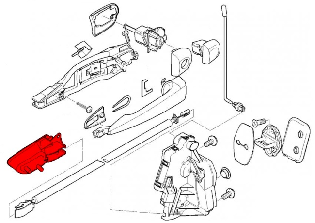 2000 Bmw E46 Door Parts Diagram, 2000, Free Engine Image