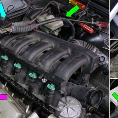 Bmw M50 Ecu Wiring Diagram 2000 Toyota Tundra Parts Pelican Technical Article: Intake Manifold Removal